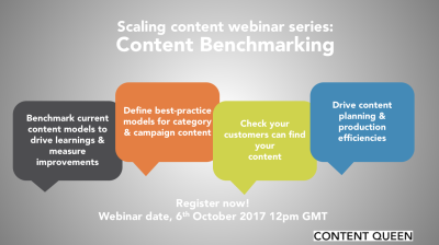 Content Benchmarking